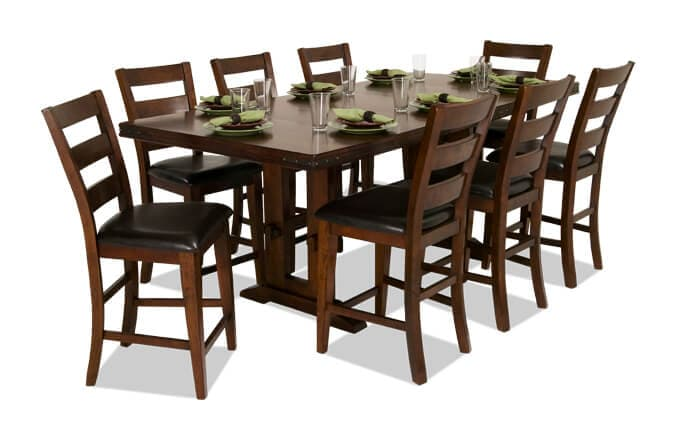 Enormous Counter 9 Piece Set