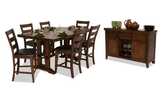 Enormous Counter 8 Piece Set