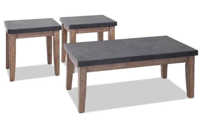 Montibello Coffee Table Set