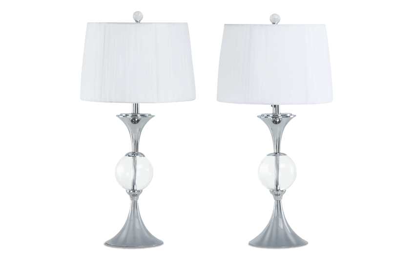 Set of 2 Lansing Lamps