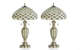 Set of 2 Monaco Lamps