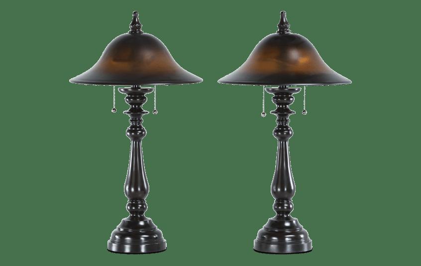 Set of 2 Harrisburg Lamps