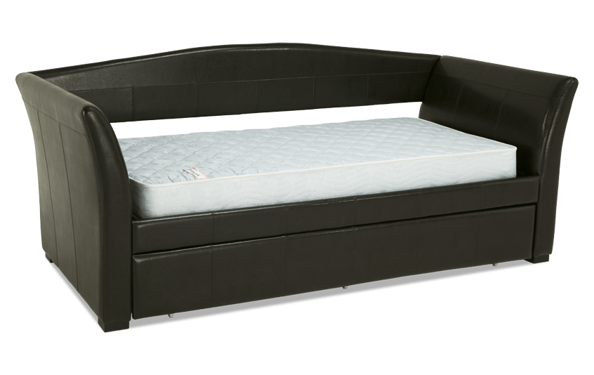 Montgomery Daybed With 2 Perfection Twin Mattresses
