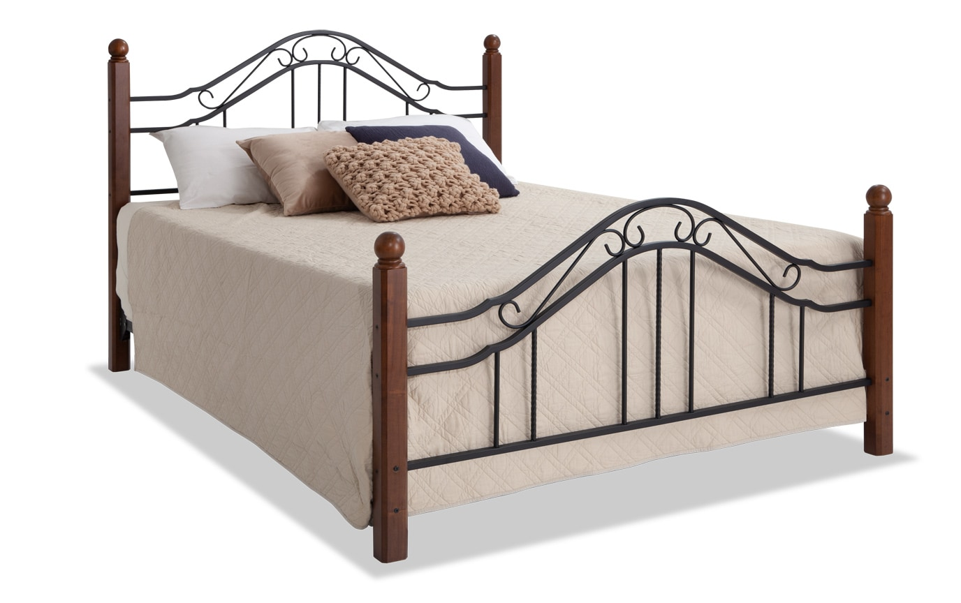 Madison King Bed