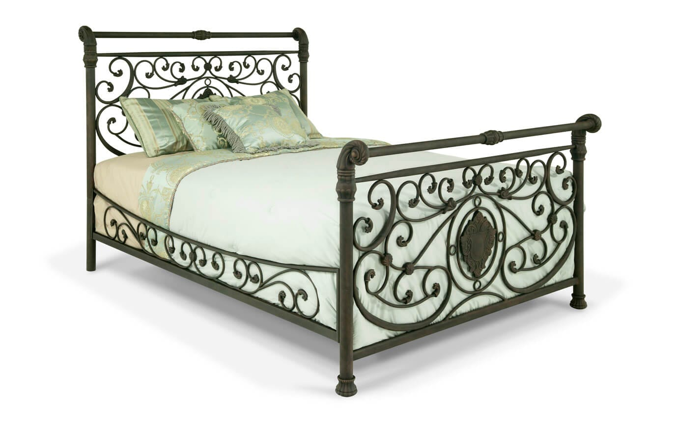 Mercer King Bed