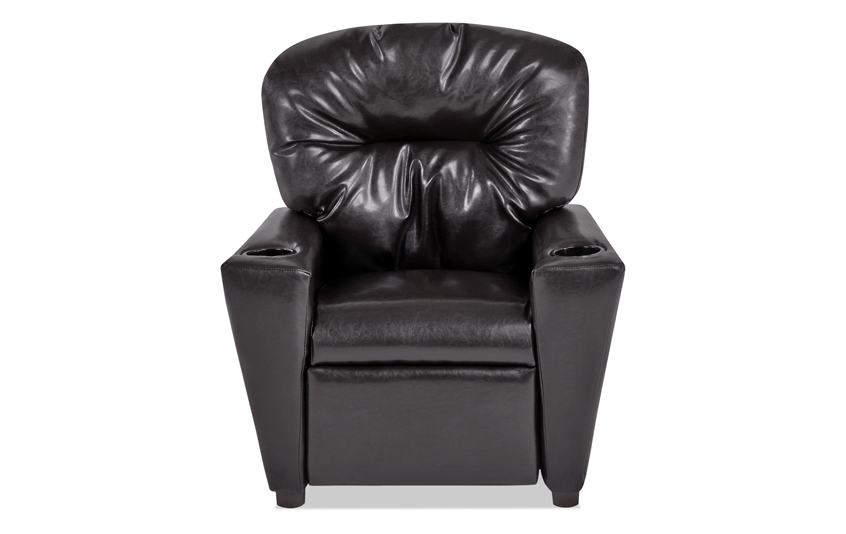 Wee-Cliners Brown Recliner