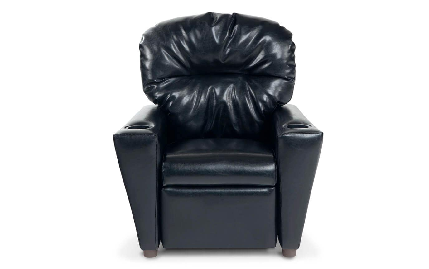 Wee-Cliners Black Recliner