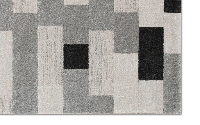 Gray Bricks Rug