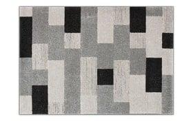 Gray Bricks Rug