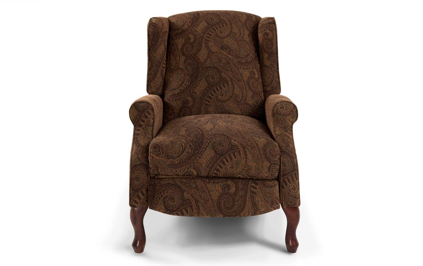 Queen Anne Accent Recliner