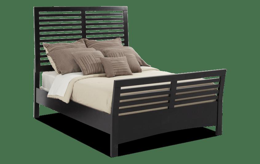 Dalton Full Espresso Bed