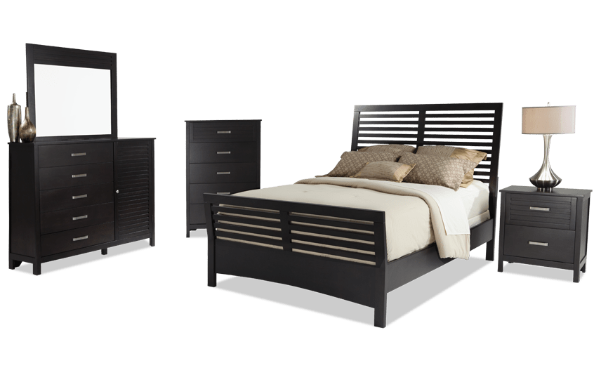 Dalton Full Espresso Bedroom Set