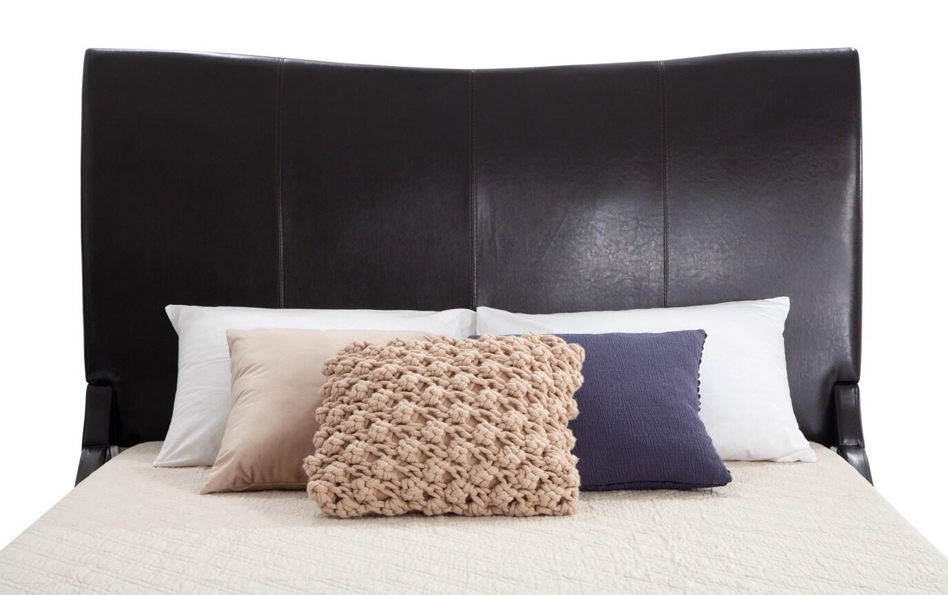 Aspen Queen Upholstered Bed