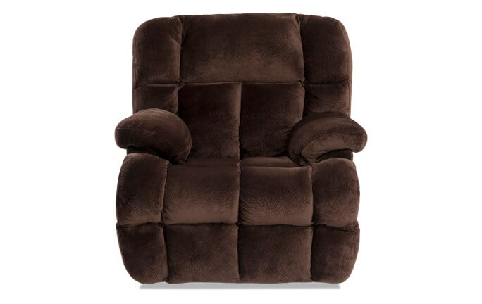 Power Bob-O-Pedic Gel Recliner