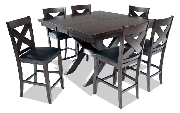 X-Factor Counter 7 Piece Set