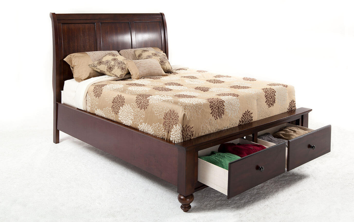Chatham Queen Storage Bed Bobscom