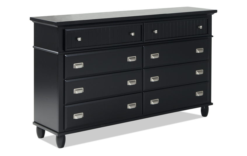 Spencer Black Dresser