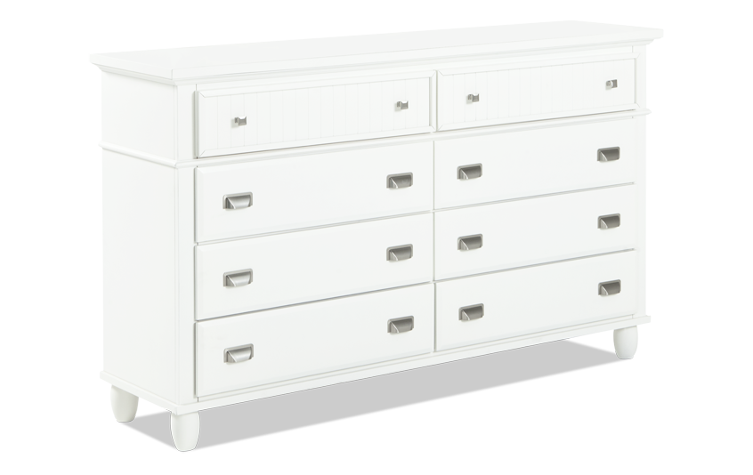 a294daeadd75 Spencer White Dresser. Product Name Spencer Storage Twin ...