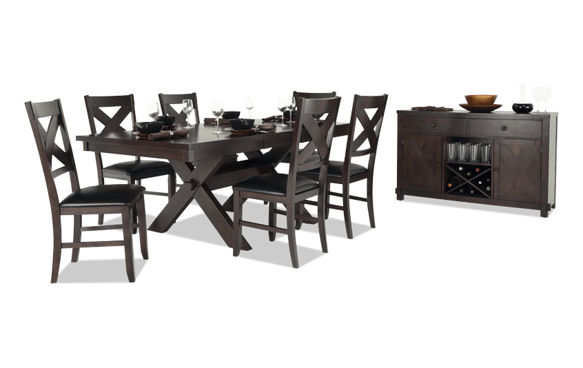 X-Factor Counter 8 Piece Set