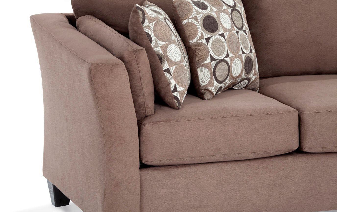 Libre II 3 Piece Left Arm Facing Sectional