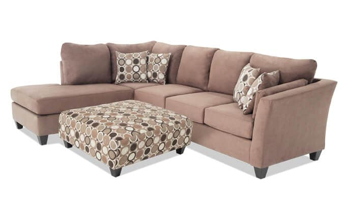 Libre II 3 Piece Right Arm Facing Sectional