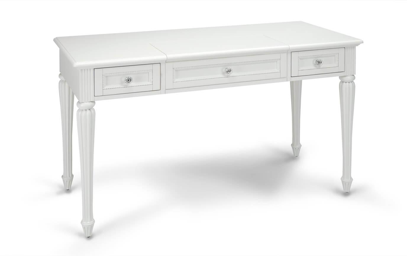 Madelyn White Vanity Desk