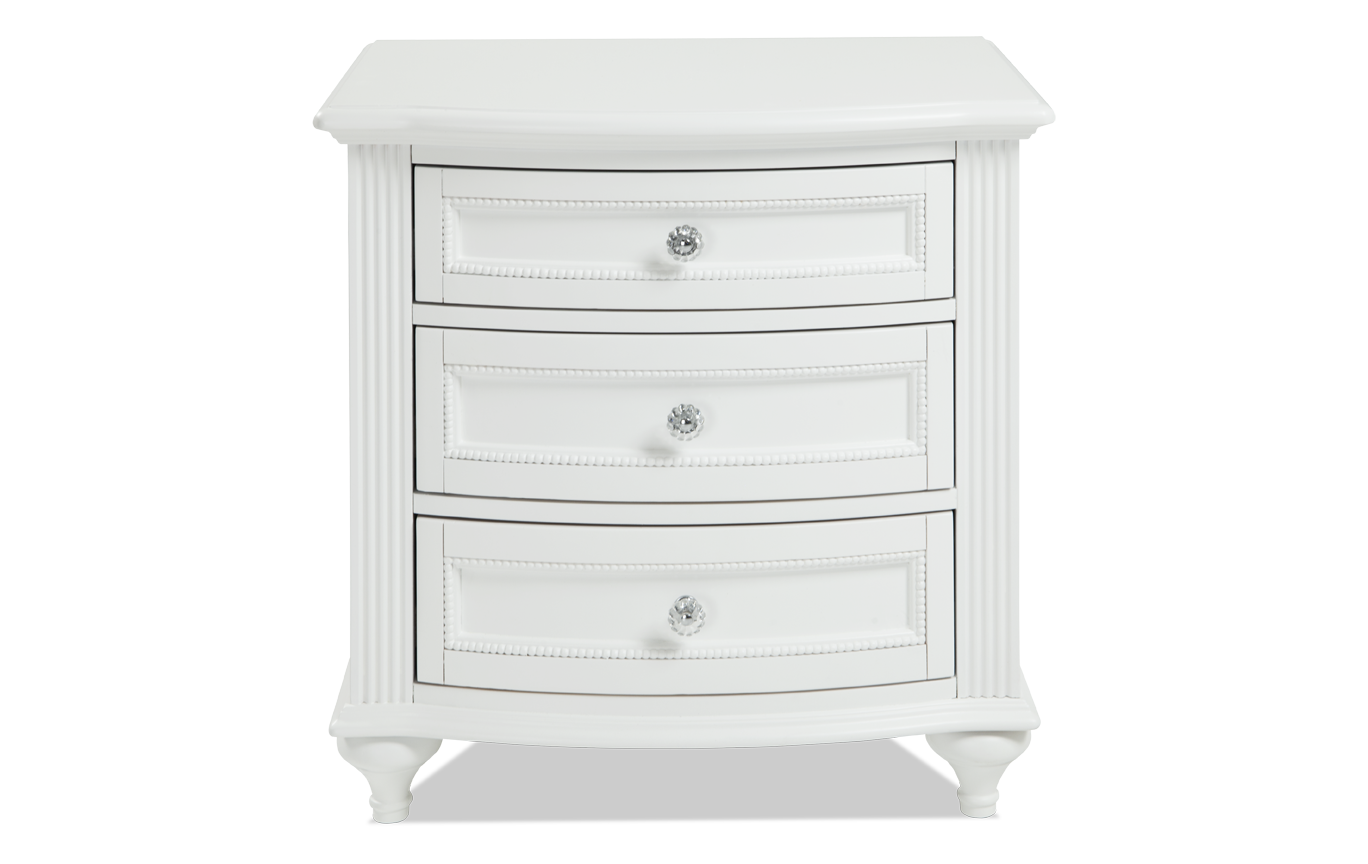 Madelyn White Nightstand