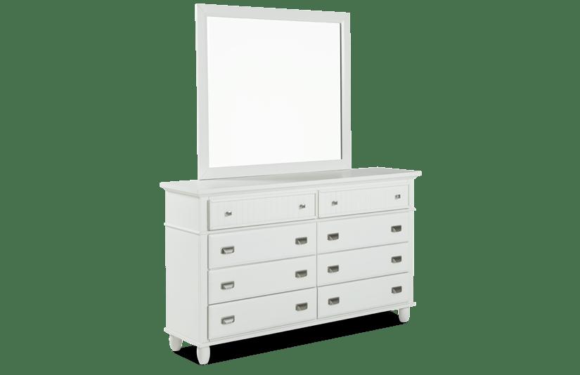 Spencer Dresser & Mirror