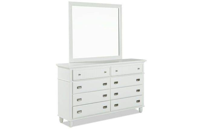 Spencer Dresser & Mirror