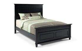Spencer King Black Bed