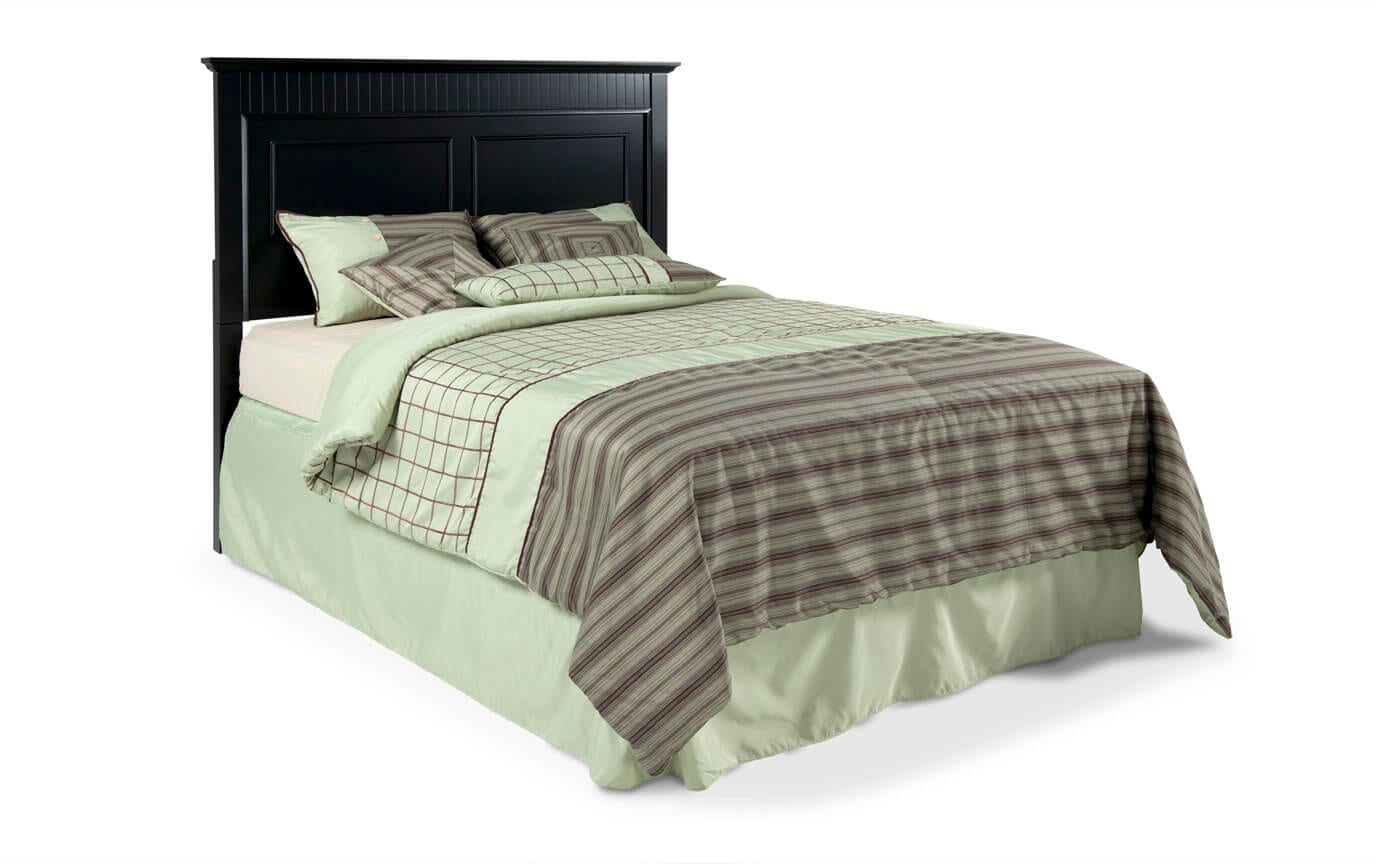 Spencer Twin Black Bedroom Set