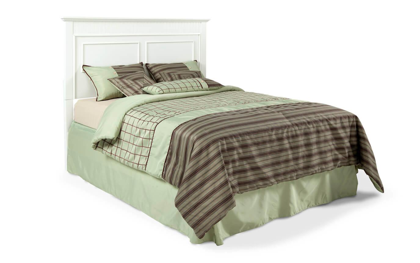 Spencer Full White Bedroom Set