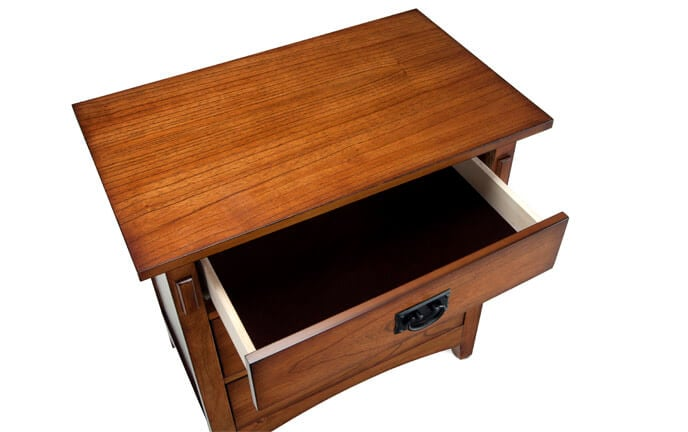 Mission Oak Nightstand Discontinued