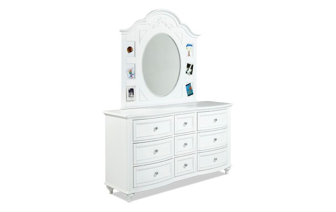 Madelyn Dresser & Mirror