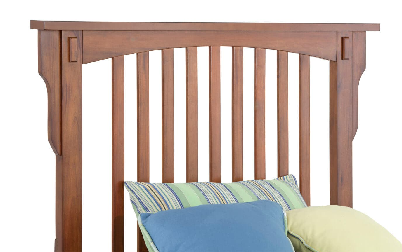 Mission Oak Twin Bed Discontinued