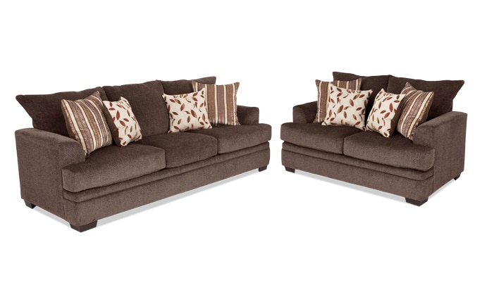 Miranda Sofa & Loveseat