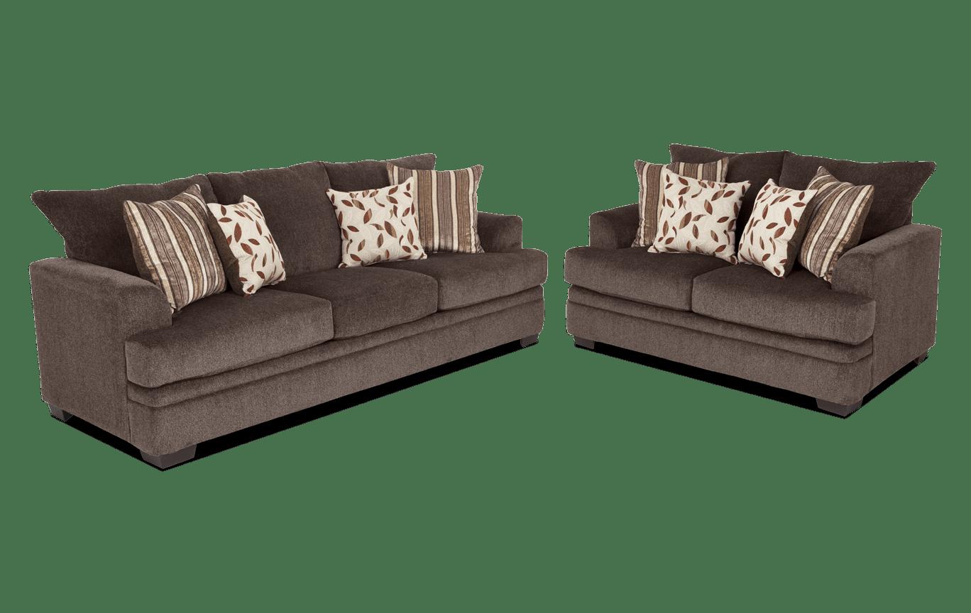 Miranda Sofa & Loveseat | Bob\'s Discount Furniture