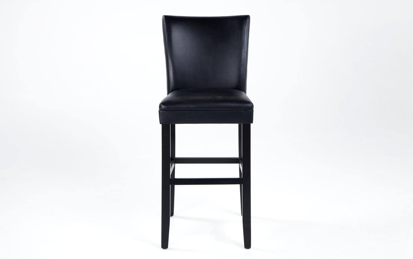 Matinee Black Bar Stool