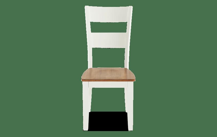 Blake Spice U0026 White Dining Chair