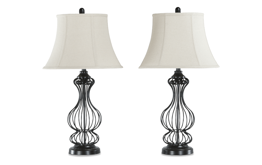 Set of 2 Savannah Lamps