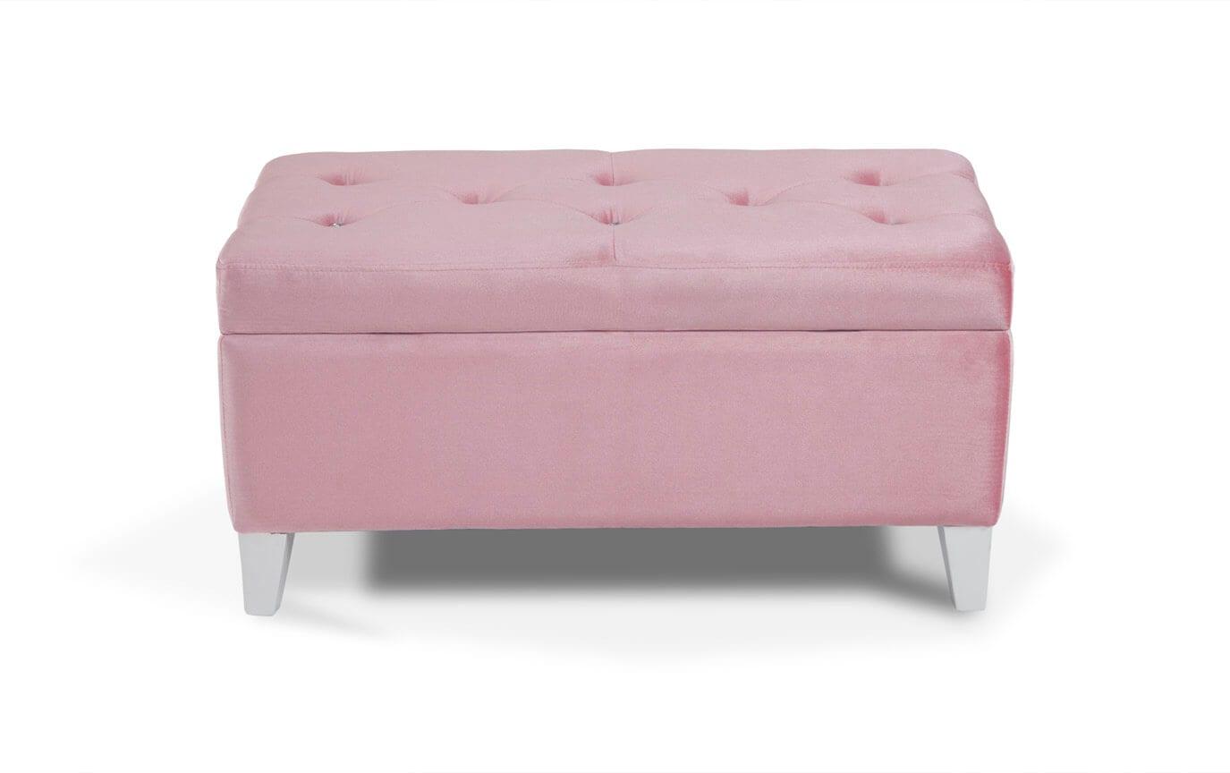 Pink Bling Bench
