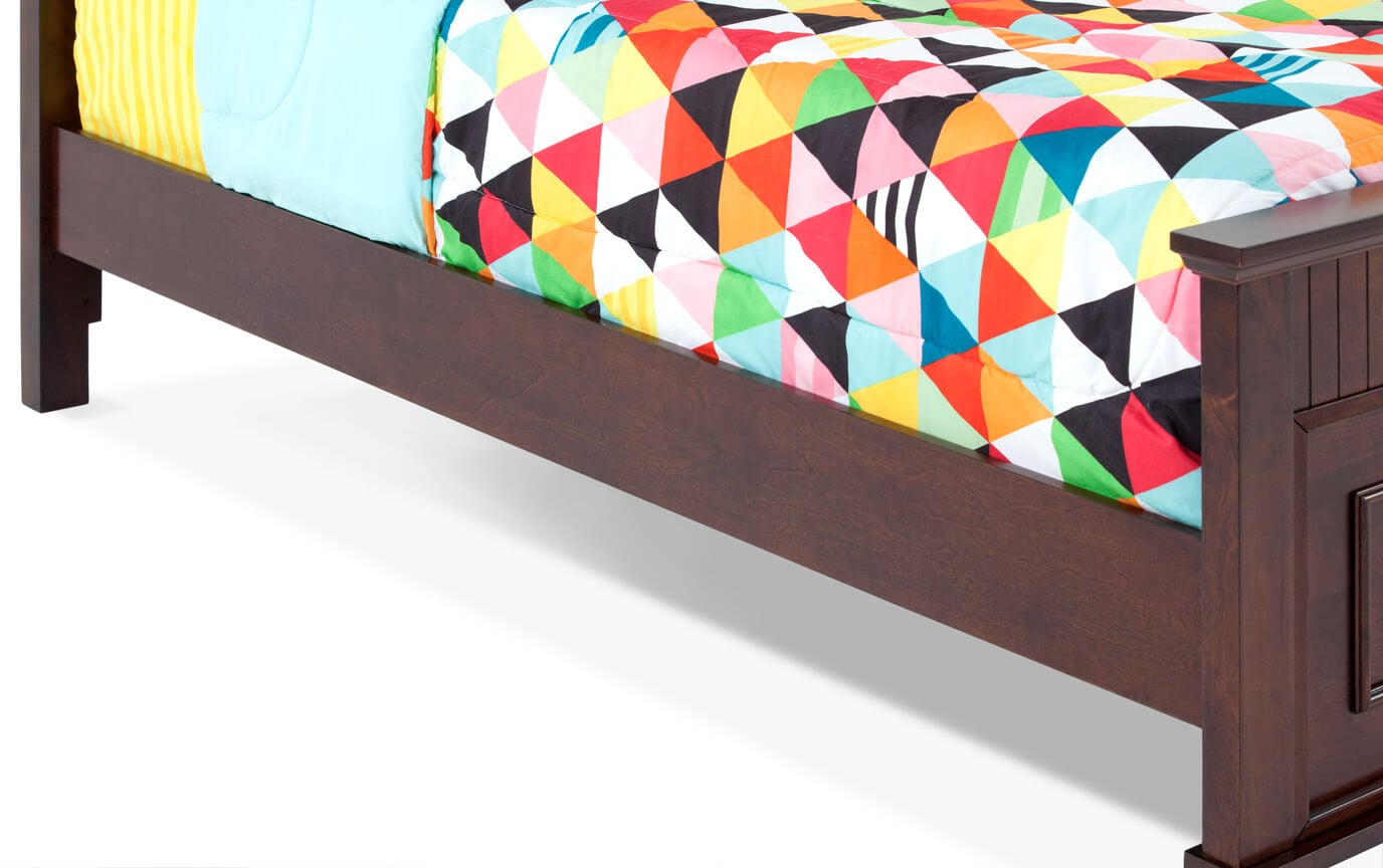 Spencer Twin Cherry Bed