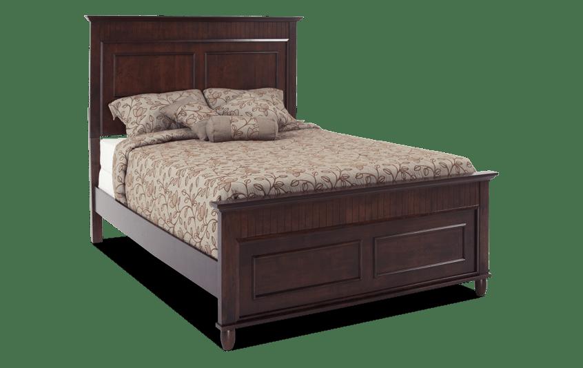 Spencer King Cherry Bed