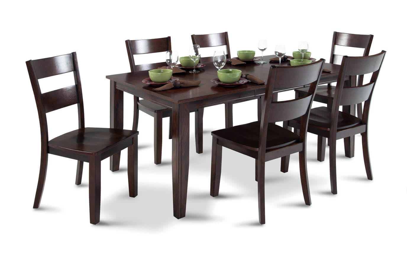 Blake 7 Piece Dining Set | Bob\'s Discount Furniture