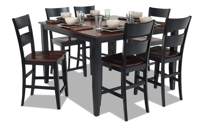 Blake 7 Piece Counter Set