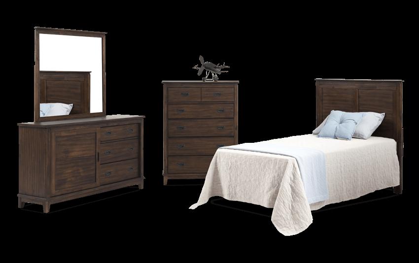 Chadwick Panel Bedroom Set Bobs Com
