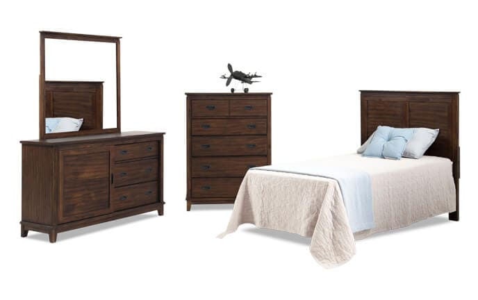 Chadwick Panel Bedroom Set