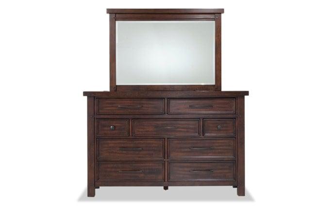 Hudson Dresser & Mirror