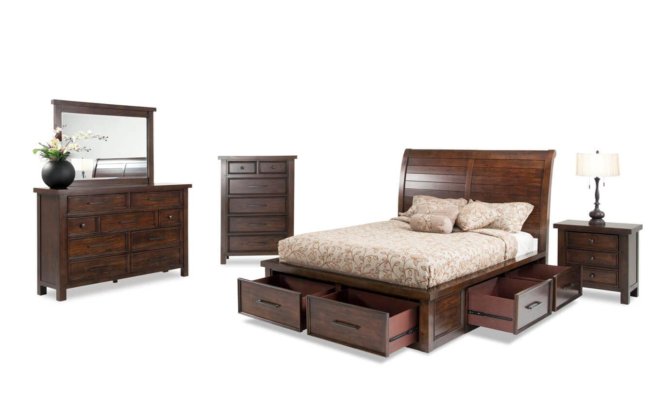 hudson bedroom set bobs com 14630 | 20021468 config gallery 02 large