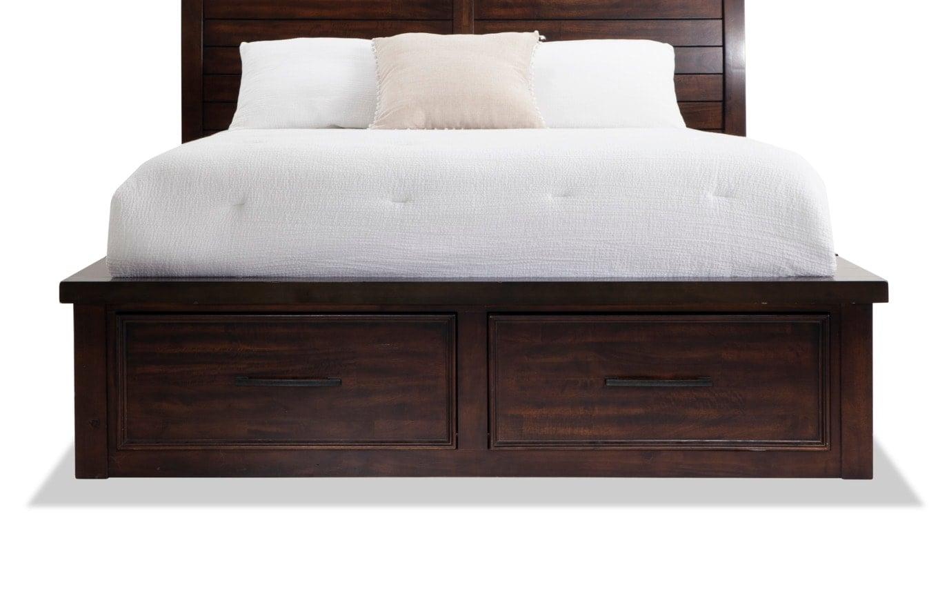 Hudson King Storage Bedroom Set